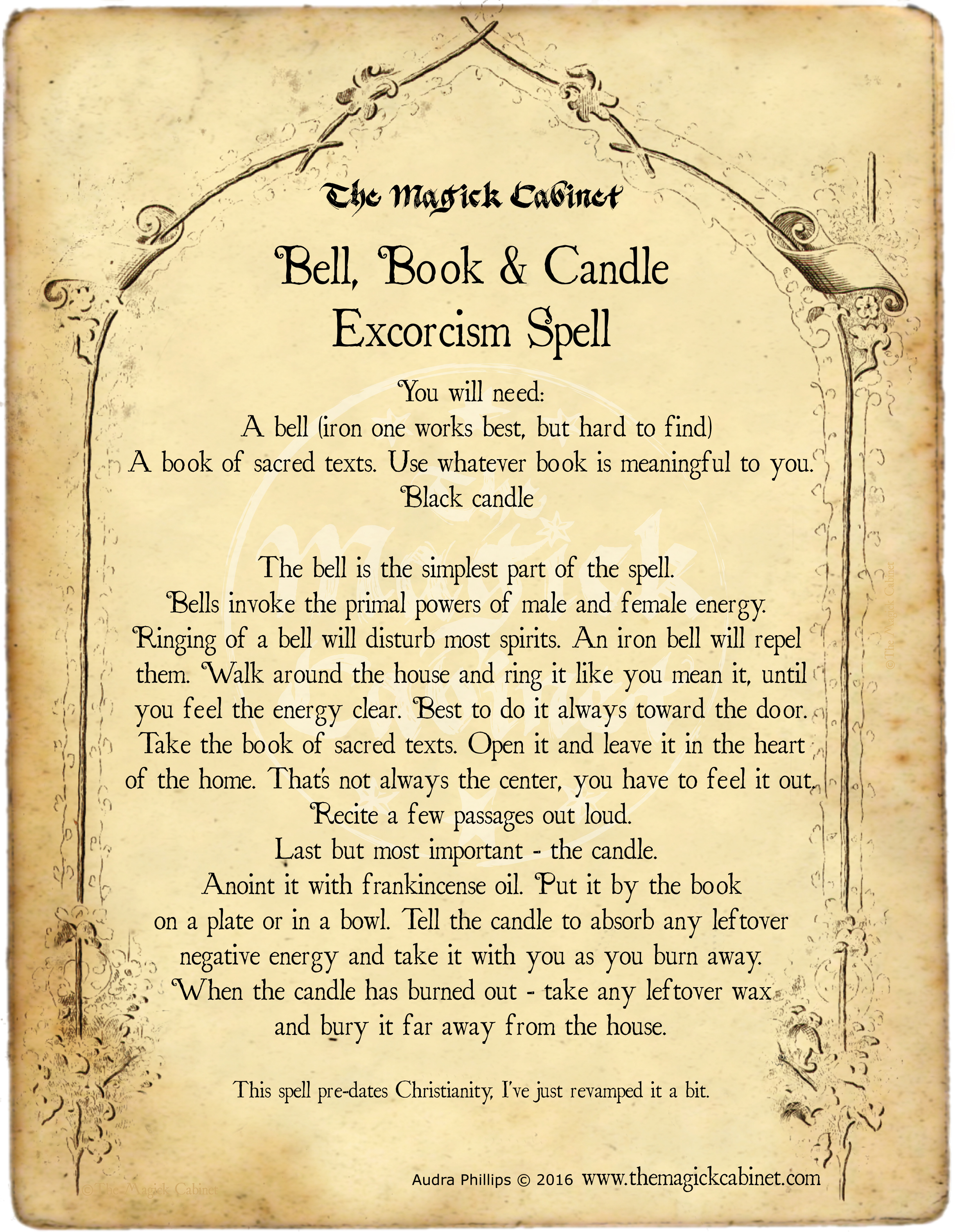 free wiccan spells