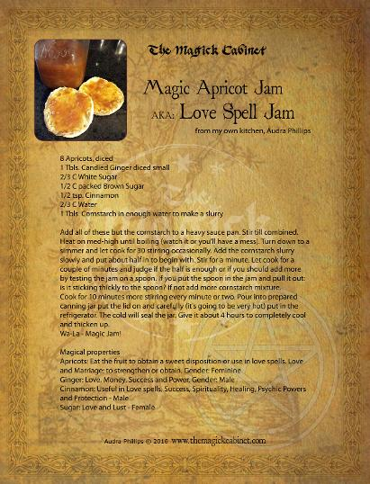 Magic Love Spell Jam, The Magick Cabinet free Grimoire full of spells and rituals for your own personal use, Blessed Be Witches, Coven Supplies